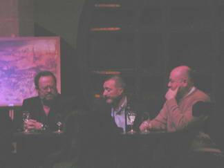 Crónica de la presentación del libro de Arturo Pérez-Reverte El Pintor de Batallas en Jerez